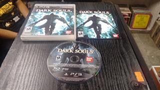 Dark Souls Completo Primera Edicion Para Play Station 3,chec