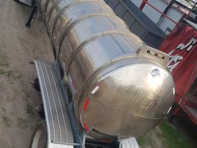 Tanque De Acero Inoxidable 43,000 Lts Modelo 2015