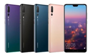 Huawei P20 Pro Clt-l29 6.1 128gb 6gb Twilight Color
