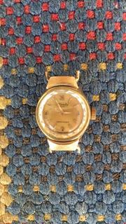 Reloj Nivada Damas En Oro