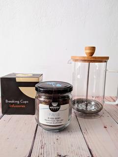 Café Colombiano Saborizado Con Ingredientes Naturales - 120g