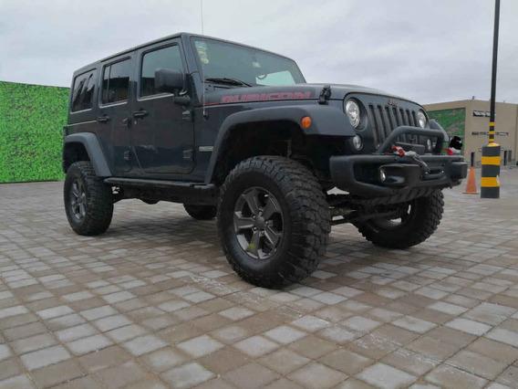 Jeep Wrangler 2018 5p Unlimited Recon Ii Rubicon V6/3.6 Au