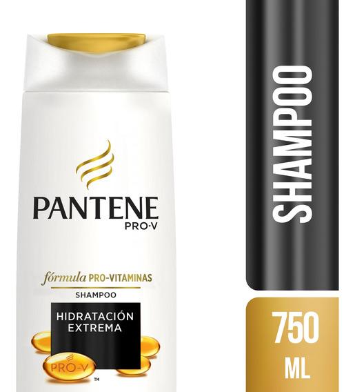 Shampoo Pantene Pro-v Hidratación Extrema 750ml