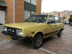 Fiat Mirafiori Modelo 1983