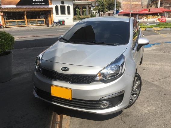 Kia Rio R 2018 Plata 9.250kms