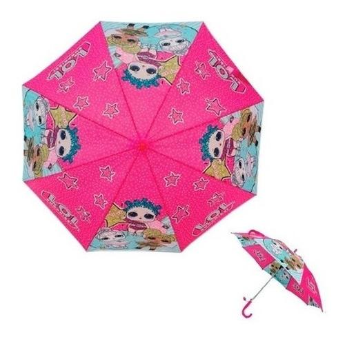 Paraguas Infantil Lol Surprise Original Mexma