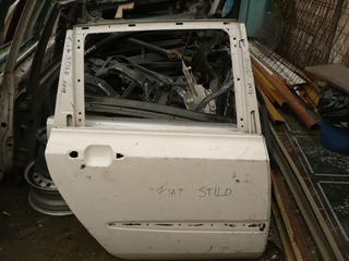 Puerta Fiat Stilo 2008 Tr Der Abollada- Lea Descripción