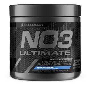 Pré Treino No3 Ultimate Cellucor 30 Servings Oxido Nitrico