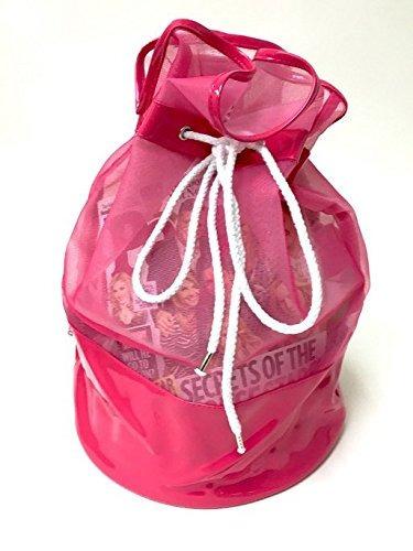 Sugar Lulu Drawstring Duffle Bag Kaleidoscope Pink
