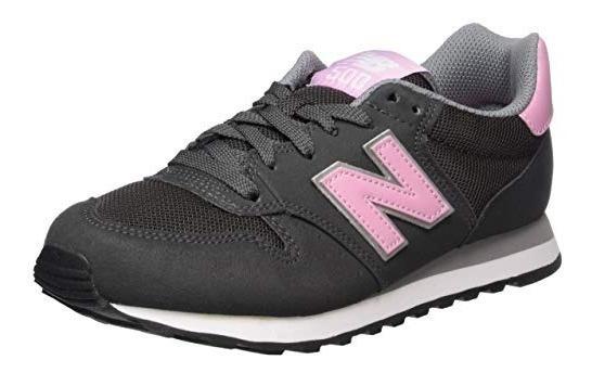 new balance zapatillas 500 de nobuk gris