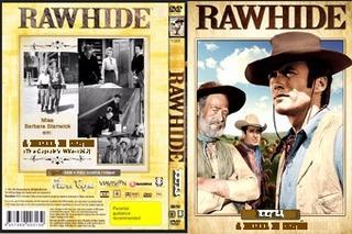 Rawhide -a Maior Coleção - 22 Dvds Digitais -frete Grátis
