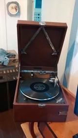 Gramofone Grafonola Antiga Raríssimo