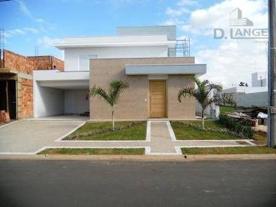 Casa Residencial À Venda, Parque Brasil 500, Paulínia. - Ca6790