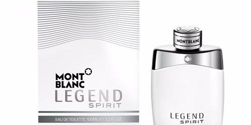 Perfume Mont Blanc Legend Spirit 100ml Original