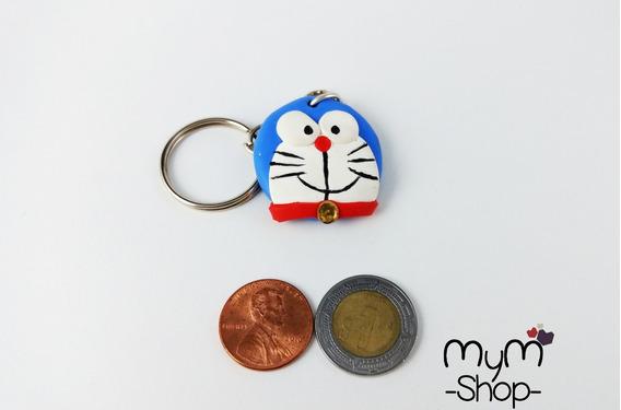 Doraemon Llavero Collar El Gato Cósmico Nobita