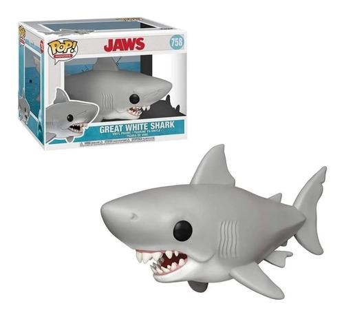 Figura Funko Pop Jaws - 6'' Jaws 758. Original Wabro