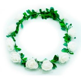 4 Peças/coroa De Flores Enfeite De Cabelo Noiva