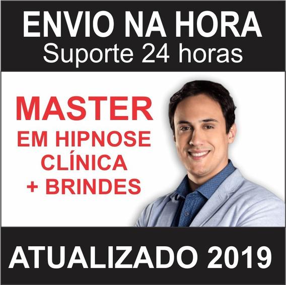 Master Em Hipnose Clínica 2019 - Lucas Naves + Brindes