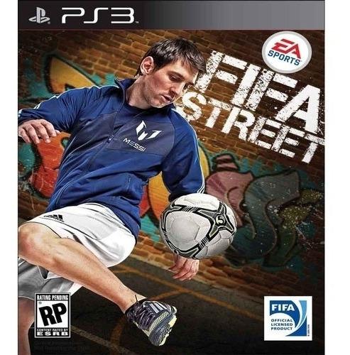 Fifa Street Ps3 Receba Agora