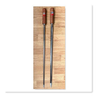 Pincho Espada Brasileña Tramontina ( 2 Piezas )