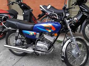 Yamaha Rx 100 Azul Caja Quinta