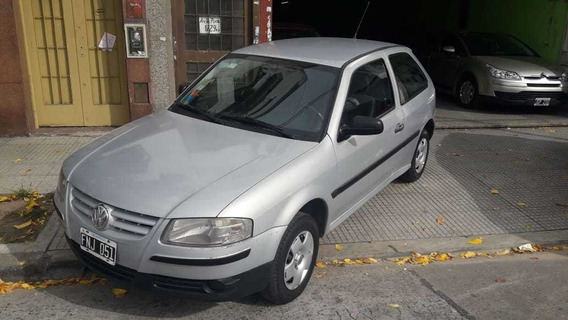 Volkswagen Gol 1.6 3ptas Aire Y Direccion 2006