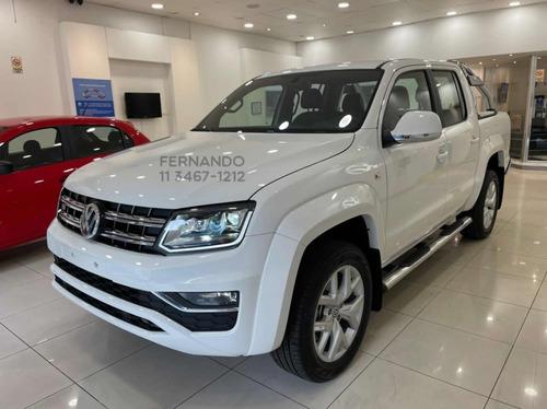 Volkswagen Nueva Amarok V6 Highline 4x4 258cv Vw 2021 Auto