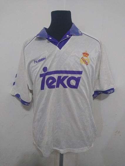 Camiseta Real Madrid Hummel