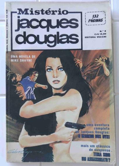Mistério Jacques Douglas 8: R.f. Lucchetti - Colin - Soveral