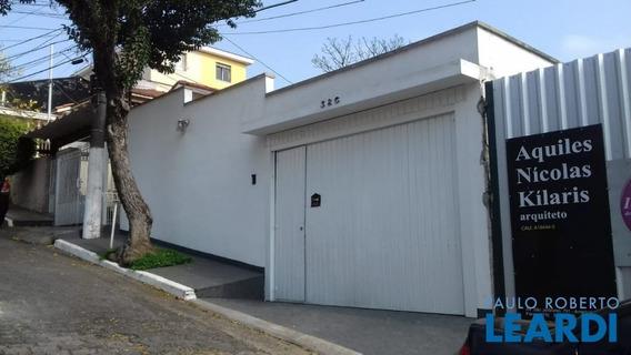 Casa Térrea - Planalto Paulista - Sp - 591214