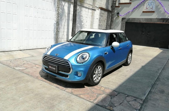 Mini Cooper Pepper 2017