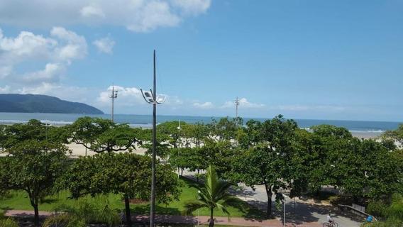 Apartamento Com 2 Dormitórios Para Alugar, 80 M² Por R$ 1.900,00 - Gonzaga - Santos/sp - Ap5612