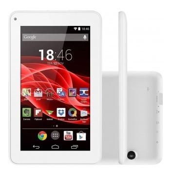Tablet Supra Quad Core - Branco - Nb200 - Envio Imediato