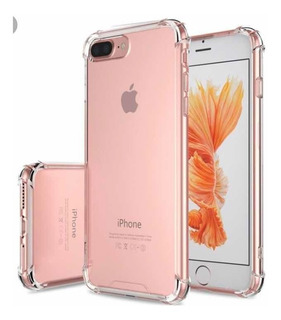 Forro Transparente iPhone 7 / 7 Plus 8 / 8 Plus