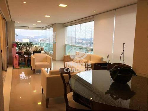 Imagem 1 de 17 de Apartamento À Venda, 230 M² Por R$ 3.600.000,00 - Vila Leopoldina - São Paulo/sp - Ap3260