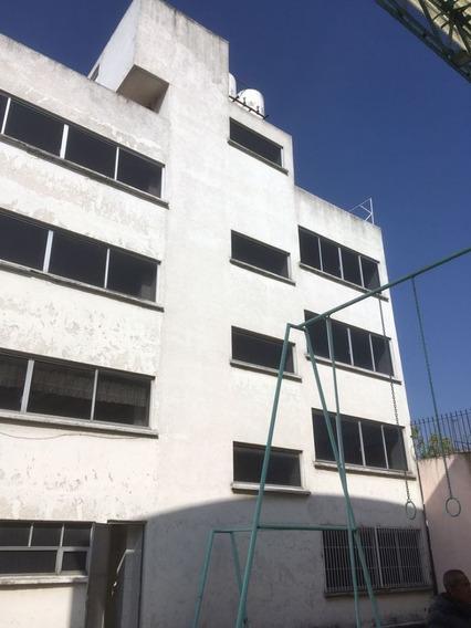 Edificio Vacio En Venta Sobre Vertiz, Cdmx