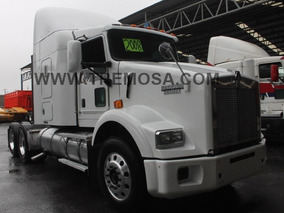 Tractocamion Kenworth T800 2008 100% Mex. #2984