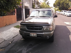 Ford Explorer Limited 6 Cilindros