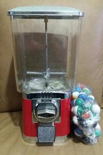 Máquina De Bolinha,square A , Cap Vending Machine Usadas