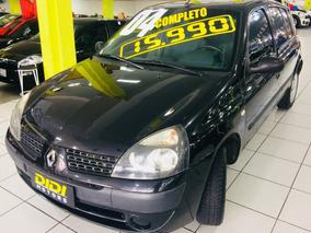 Renault Clio Exp. 1.6 Completo + Ar Cond. 2004