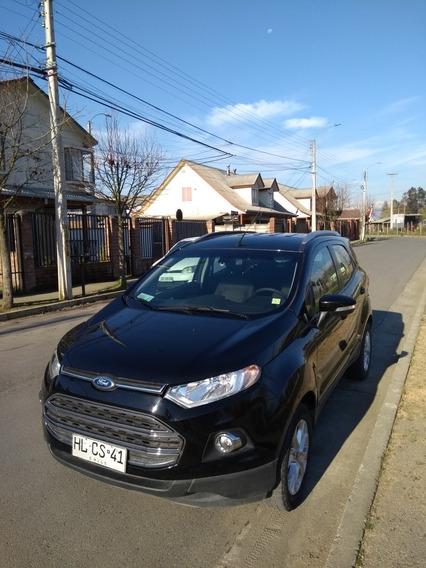 Ford Titanium 2016 Full 1,6