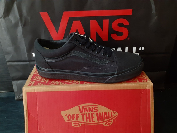 Tênis Vans Old Skool Black 100% Original