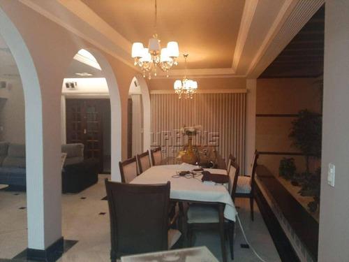 Sobrado Com 3 Dormitórios À Venda Por R$ 1.700.000 - Santa Paula - São Caetano Do Sul/sp - So0405
