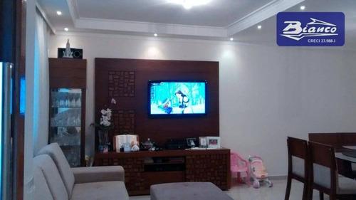 Imagem 1 de 16 de Casa Com 2 Dormitórios À Venda, 80 M² Por R$ 450.000,00 - Jardim Adriana - Guarulhos/sp - Ca0788