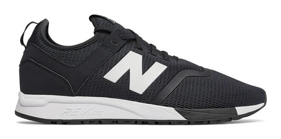 Zapatillas New Balance Hombre Negras Urbanas - Zapatillas en ...