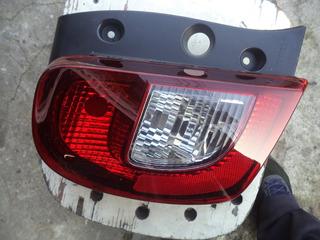 Lanterna Traseira Nissan March 2015 Lado Esquerda Original