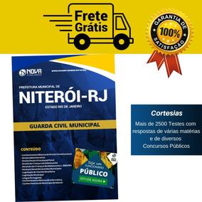 Apostila Guarda Civil Municipal Niterói Rj 2019 (nova)