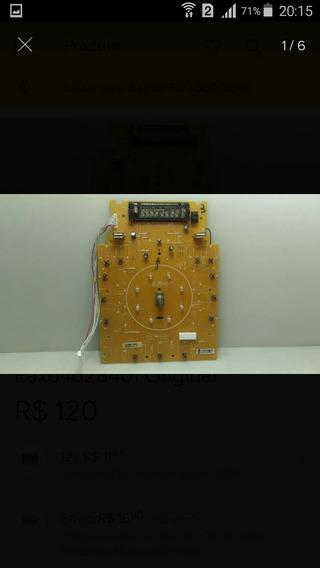 Placa Displaydo Aparelho De Som Lg Modelo:mcd122