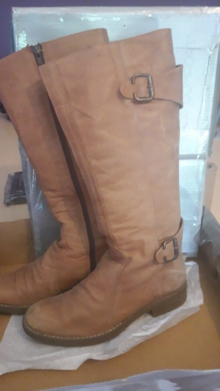 Botas Color Natural Lady Comfort