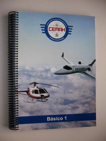 Cemah - Mecânico De Manutenção Aeronáutica - Básicos 1 E 2